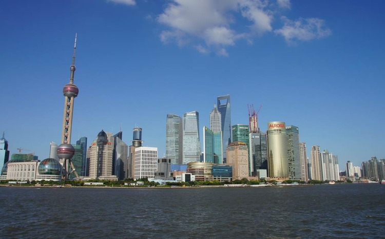 2 View on Pudong